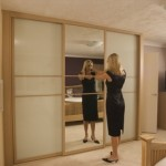 Fitted Sliding Doors, Mirror, Glass or Wood from Newbold bedrooms Chesterfield