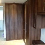 Fitted bedrooms wardrobes by Newbold Bedrooms Chesterfield