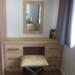 Fitted bedrooms furniture by Newbold Bedrooms Chesterfield