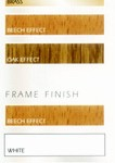 Selection of door finishes for sliding doors by Newbold Bedrooms Chesterfield